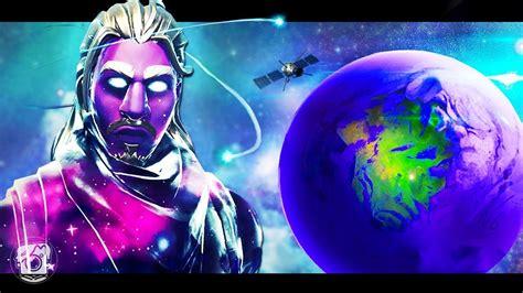 galaxy skin saves fortnite  fortnite short film