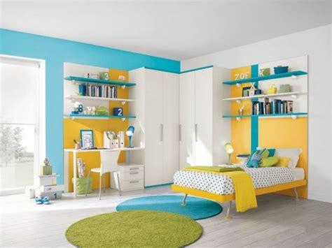 Kinderzimmer Grün Blau by Gr 252 N Gelb Blau Wohnideen Kinderzimmer Universal Design