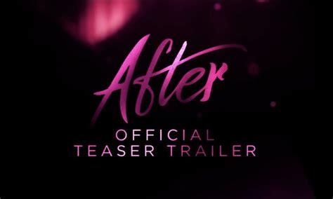 foto de Teaser Trailer : After Moviehole