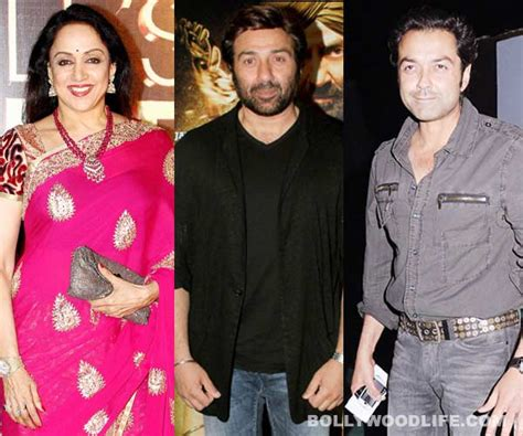 Will Sunny Deol And Bobby Deol Attend Hema Malini's