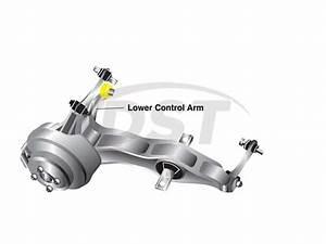 Rear Control Arm Bushings - Honda Civic