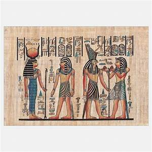 Egyptian wall art egyptian wall decor for Egyptian wall art