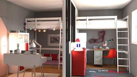 awesome separer une grande chambre en deux contemporary