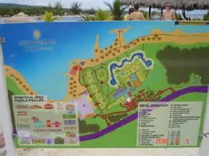 Grand Bahia Principe Jamaica Map