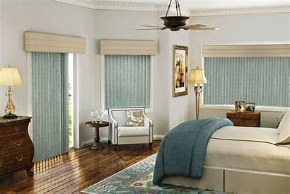 Blinds Window Vertical Treatments Cadence Bedroom Fabric