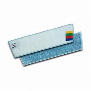 Balai Plat Microfibre : frange microfibre velcro micro activa pour balai trap ze ~ Edinachiropracticcenter.com Idées de Décoration