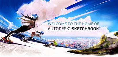 Sketchbook Autodesk Deviantart