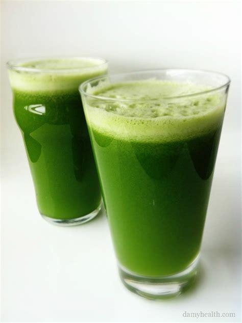 5 gorgeous green juice recipes