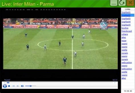 Sport Player, Live Streaming Tv Of Sport Events