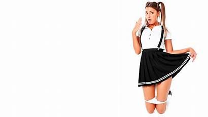 Socks Knee Maria Ryabushkina Panties Ftopx Skirt