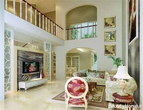 معماری داخلی خانه های دوبلکس مدرن و لوکس