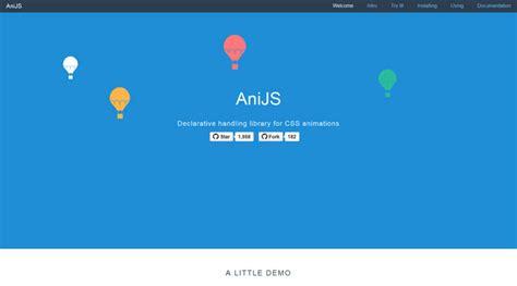 css  javascript animation libraries