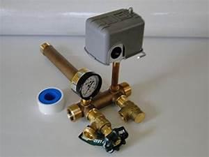 1 X 11 Tank Tee Kit Installation Water Well Pressure Tank