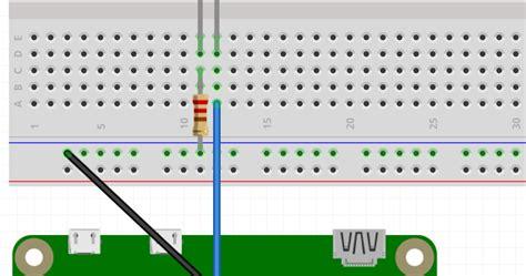 controlling  external led   raspberry pi  gpio pins
