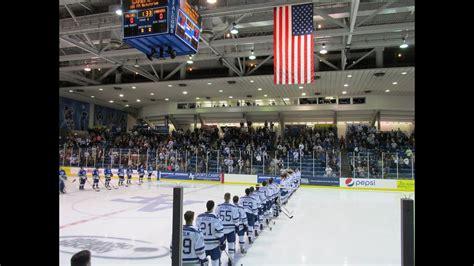 air force falcon hockey highlights youtube