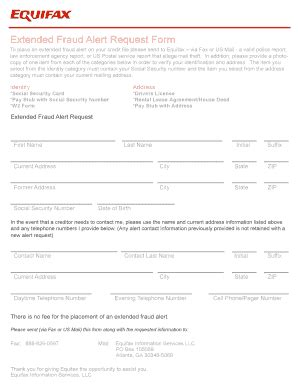 editable equifax credit report phone number fill print