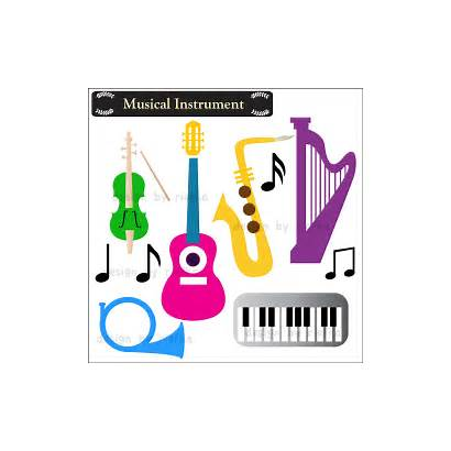Musical Clipart Instruments Clip Instrument