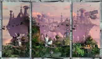 Alchemys, 1000 X 579pix Wallpaper Fantasy Art, Mixed Media