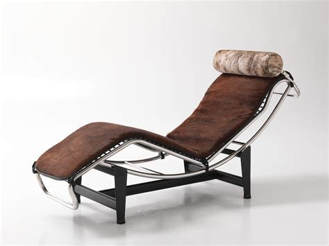 chaise longue design tilting chaise longue design in leather for office idfdesign