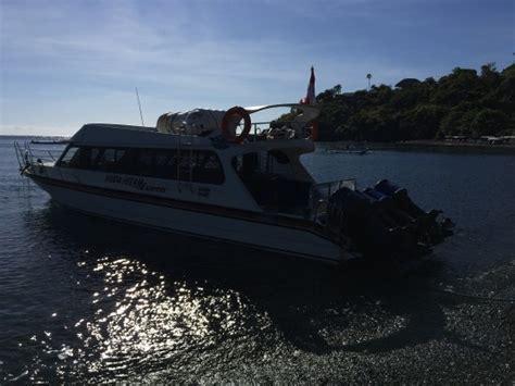 Fast Boat Gili Review by Took A Fast Boat To Gili Trawangan Kuda Hitam Express
