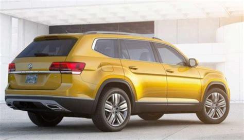 Vw Atlas Size by 2017 Volkswagen Atlas Price Release Date Specs News