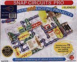 Snap Circuits Pro With Computer