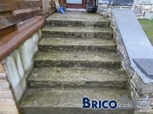 Habiller Un Escalier En Béton Brut : help recouvrement escalier ext rieur en beton ~ Nature-et-papiers.com Idées de Décoration
