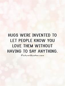 Hug Quotes. QuotesGram