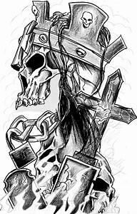 hhh skull by 3188 on DeviantArt