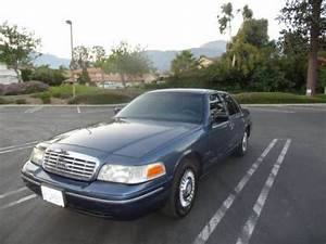 Find Used 1998 Crown Victoria P71 Cng In Claremont  California  United States