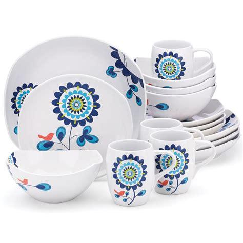 dinnerware scandinavian dansk sets classic fjord casual stoneware tweet piece swedish modern pottery inspired dish less