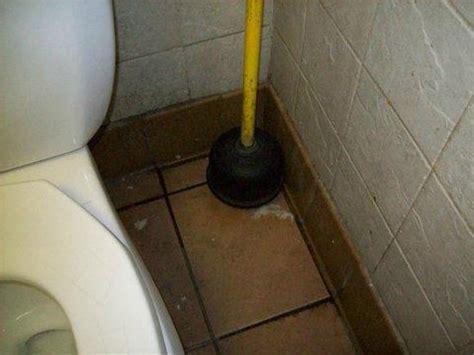 Men's Bathroom Floor-picture Of Gorman, California