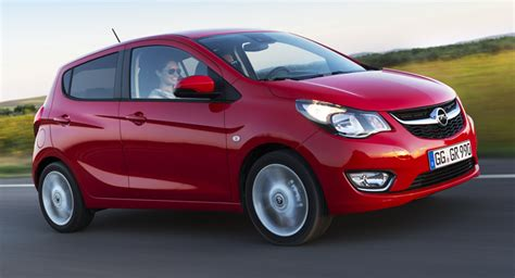 German Car Opel by Opel Karl Arrives In Dealerships This Summer Priced From
