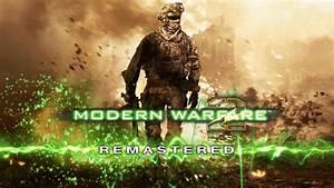 Call Of Duty Modern Warfare 2 Remastered Gaming INTEL