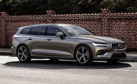 First Look 2019 Volvo V60  Ny Daily News