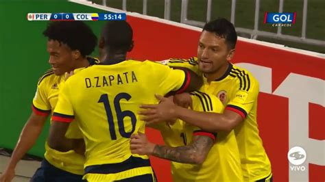 Counting down the days, hours, minutes and seconds until colombia vs peru. Peru Vs Colombia 1 1 NARRACION COLOMBIANA - YouTube