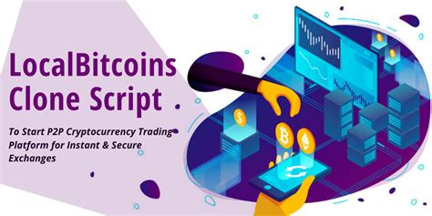Pact is designed to make users' experience more convenient. Build a P2P Crypto Trading Platform like LocalBitcoins! in ...