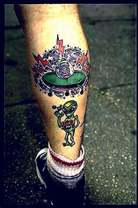 alien tattoos tattoo art gallery