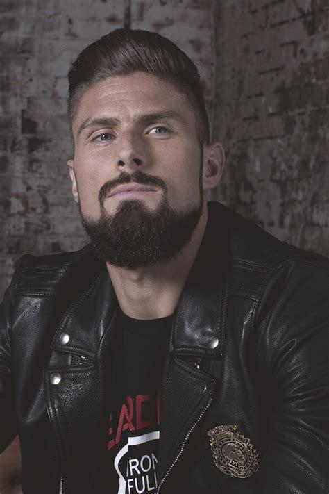 olivier giroud signe  contrat sponsoring barbe avec