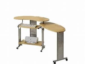 Schreibtisch Mit Druckerfach : schreibtisch rollen neu und gebraucht kaufen bei ~ Michelbontemps.com Haus und Dekorationen