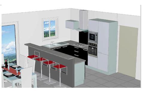cuisine en modele cuisine amenagee cuisine en image