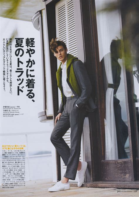 robbie wadge chic summer styles for pen magazine the fashionisto