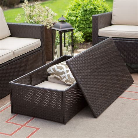 In return i'll instantly email you the pdf for free! 13 Round Wicker Coffee Table With Storage Gallery