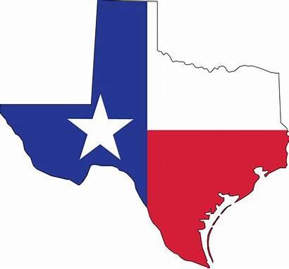 Texas Flag Clipart Transparent State Clip Negara