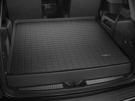 chevrolet tahoe cargo mat  trunk liner  cars