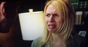 Claire Danes Meme - tv dramas make torture seem ok daily mail online