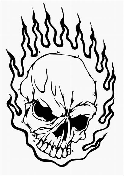 Coloring Skull Pages Cool Printable Awesome Skulls