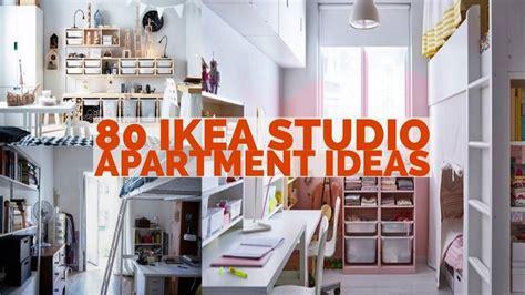 ikea studio apartment ideas  pinterest studio