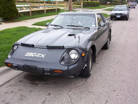 1987 Datsun 280z wild4412 1987 datsun 280zx specs photos modification