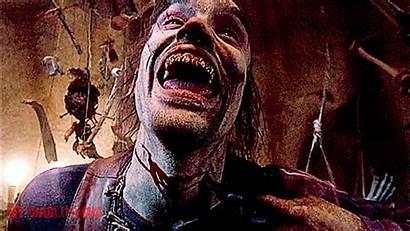 Chainsaw Texas Massacre Chop Sawyer Horror Gifs